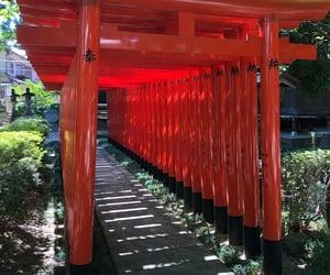 ㋡, ⛩, and 神社 image