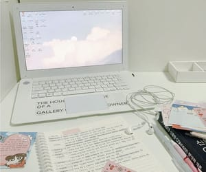 aesthetic, notes, and study image