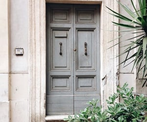 door, architecture, and photography image