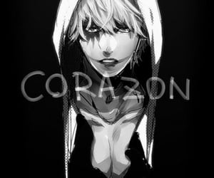 corazon, rosinante, and one piece image