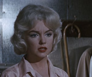 1960, movie, and Marilyn Monroe image