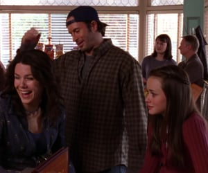 2000s, gilmore girls, and tv image