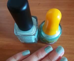 nail art, nail polish, and kiko image