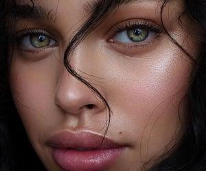 beauty, beautiful, and hair image