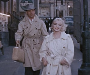 1960, Marilyn Monroe, and movie image