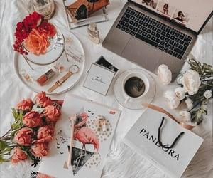 flowers and pandora image