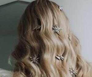 belleza, estrellas, and hair image