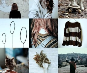 aesthetic and harrypotter image
