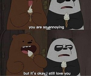 annoying, funny, and love u image