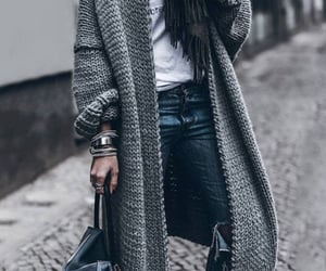 basket, girl, and outfit image