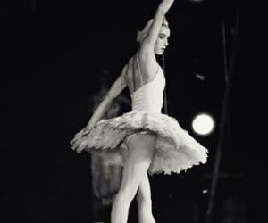 dancer, ballet, and dance image