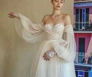 beautiful, style, and bridal image