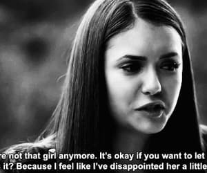 entertainment, elena gilbert, and vampire diaries quotes image