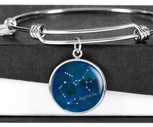 bracelet, sagittarius horoscope, and zodiac gifts image
