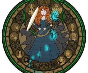brave, lord macguffin, and merida image