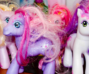 my little pony and toys image