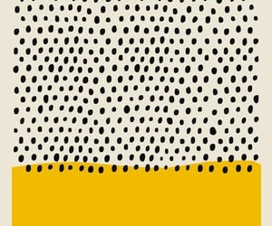 black and white, desktop, and yellow image