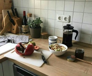 kitchen, food, and lifestyle image