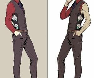 anime, my hero academia, and boy image
