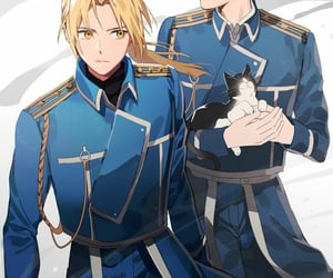 anime, brother, and Brotherhood image