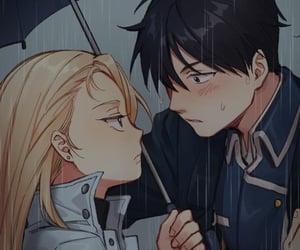 anime, Brotherhood, and couple image