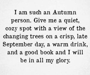 autumn, September, and books image