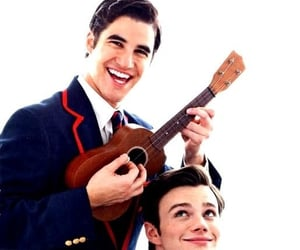 glee, kurt hummel, and klaine image