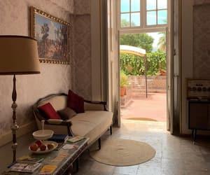 balcony, doors, and home image