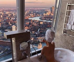 girl, luxury, and city image