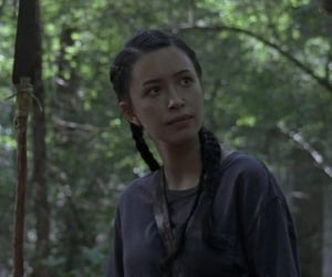 rosita espinosa and twd image