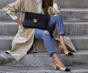 belleza, bolso, and street style image