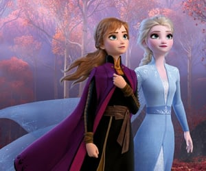 adventure, animation, and anna image
