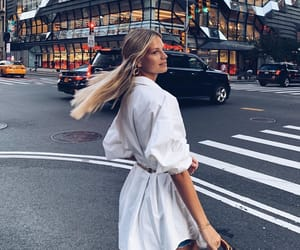aesthetic, model, and new york image