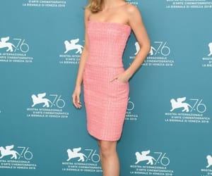actress, fashion style, and beauty blonde image