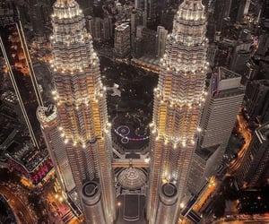 beautiful, cityscape, and Kuala Lumpur image