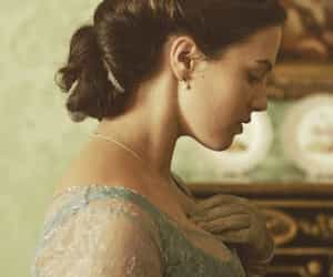 downton abbey, vintage, and jessica brown findlay image