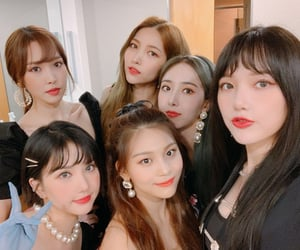 girl group, sinb, and k-pop image