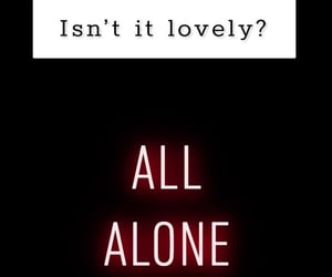 all, khalid, and alone image