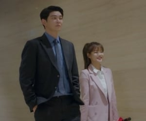 k drama, height difference, and for now image