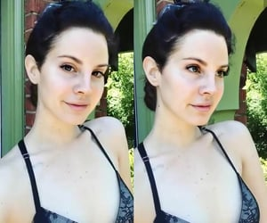 beauty, singer, and lana del rey image