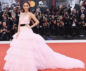 cannes, dress, and etro image