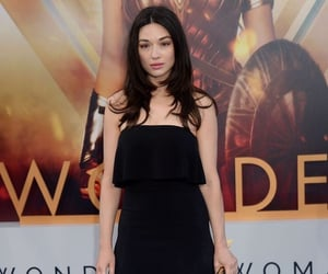 celebrity, fashion, and crystal reed image