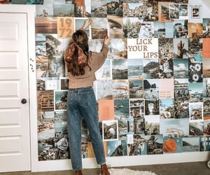 decoration, pictures, and room image