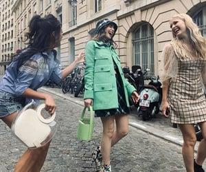 clothes, paris, and lily collins image