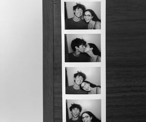 b&w, black and white, and boyfriend image