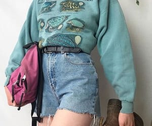 90s, asthetic, and blue image