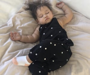 cute baby and mood image