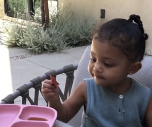 cute baby, baby style, and kylie jenner image