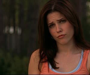 brooke davis, television, and one tree hill image