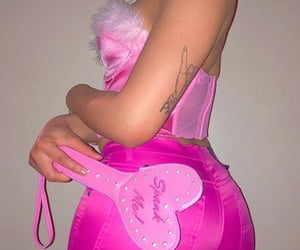 baby girl, clothing, and pink aesthetic image